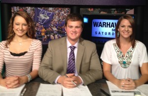 """Warhawk Sports Saturday"" Broadcasting LIVE Prior to Kick-Off"