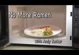 No More Ramen – Episode 2: Chicken Stir Fry with Rice