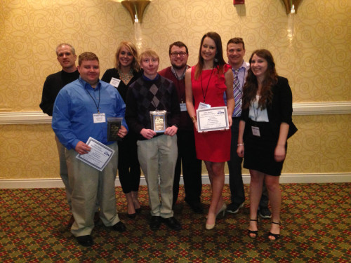 UWWTV Takes Home 5 Awards at Annual Wisconsin Broadcasters Association Student Awards for Excellence