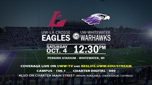 Whitewater to Host UW-La Crosse for Family Fest