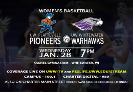 UWWTV To Televise Two Basketball Games This Week