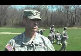 Abigail Hantke Reports – ROTC