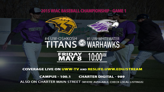 UWWTV To Cover WIAC Tournament
