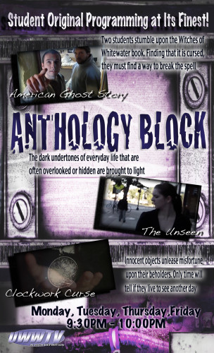 Anthology Block Poster