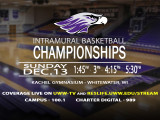 UWWTV to cover Intramural Basketball Championships