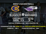 Basketball Returns To UWW-TV This Saturday.
