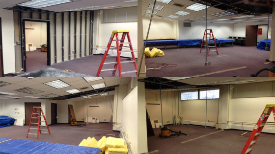 Changes Coming to Andersen Room 1207!