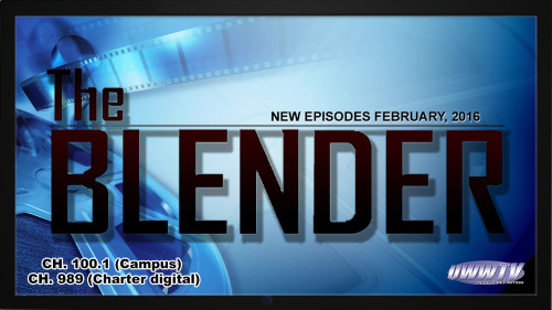 The Blender_Coming 2016