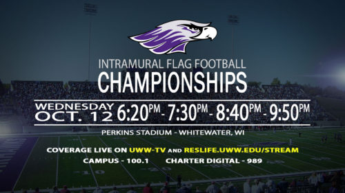 Intramural Flag Football Championships