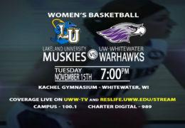 Women's Basketball is Back!