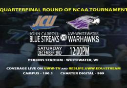 Quarterfinal Round of NCAA Playoffs