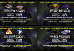 NCAA Volleyball Tournament