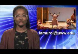 UWWTV News – A&E 11/14/2016