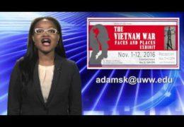 UWWTV News – A&E 10/31/2016