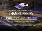 Intramural Basketball Championships