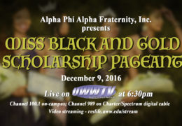 Miss Black and Gold Scholarship Pageant