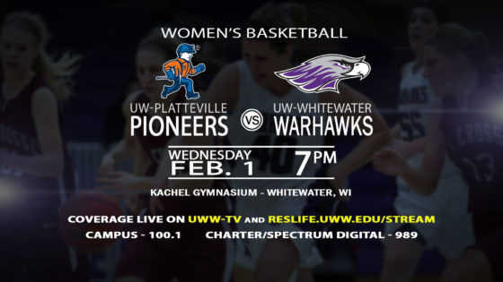 Women's Basketball This Wednesday!