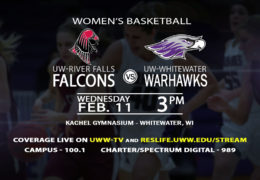 Warhawks Go Head-to-Head with the Falcons!