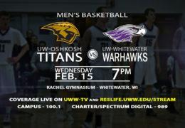 Warhawk Men Take on the Titans!