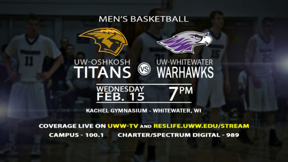 Warhawk Men Take on the Titans!