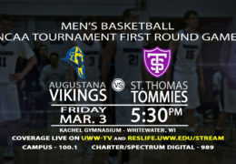 UW-Whitewater Hosts 1st and 2nd Round of NCAA D3 Tournament