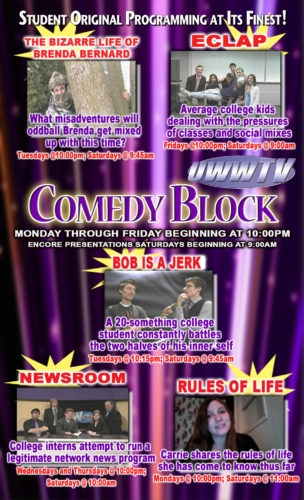 Comedy Block Poster2017