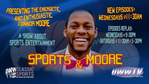 Sports & Moore Debuts Fall 2017!