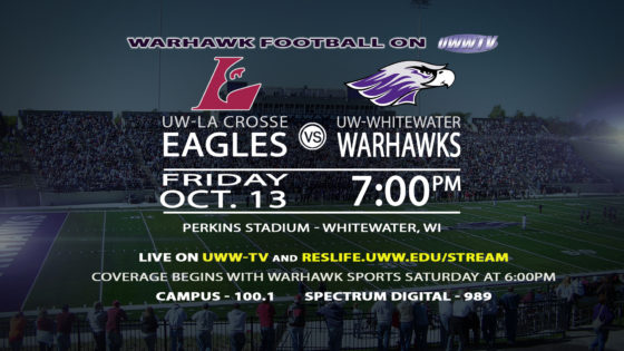 Warhawks Take on UW-La Crosse!