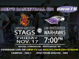 UWW-TV Brings You a Weekend Full of Warhawk Basketball!