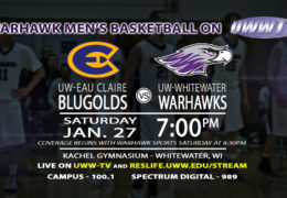 UWW-TV Spring Sports Broadcast Scheduled Released: Kicks off with Men's Basketball