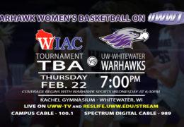 Lady Warhawks to Play at Home Tomorrow!
