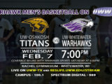 Warhawk Basketball Goes Head to Head with UW-Oshkosh Tomorrow Night!