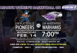 Warhawk Women to Show Their Love for Basketball in a Valentines Day Match Up Tomorrow!