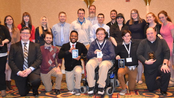 UWW-TV Takes Home Twelve Titles in This Year's WBA Conference!
