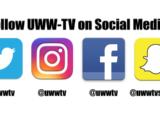 Follow UWW-TV on Social Media!