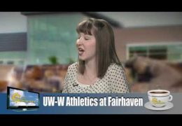UW-Whitewater Athletes Join Fairhaven Residents in a Day of Fun!