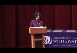 UW-Whitewater College of Arts and Communication Scholarship Celebration