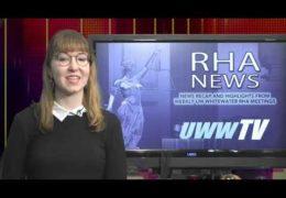 RHA News Update – 12/05/2018
