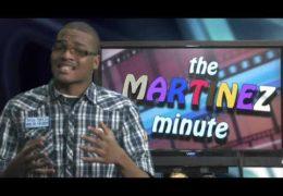 The Martinez Minute – 11/09/2018