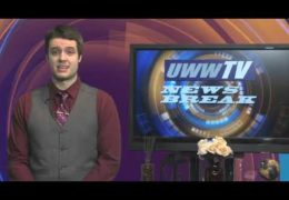 UWW-TV News Update for the Week of February 22nd, 2019