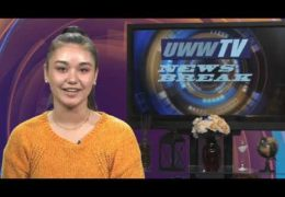 UWW-TV News Update for the Week of March 1st, 2019