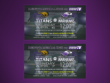 UWW-TV is Bringing You Baseball Back to Back Double Headers this Weekend!