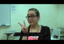 """Campus Quest – """"Episode #2: PEACE"""""""