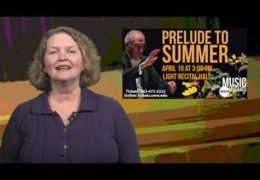 "Inside the Arts – ""Prelude to Summer """