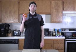 """Ten Dollar Chef – """"Episode 2: Veggie Omelet"""""""