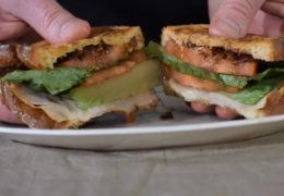 """Ten Dollar Chef """"Episode 1: Turkey BLT Melt"""""""