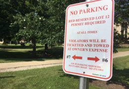 UW-Whitewater Parking Rules and Regulations Update