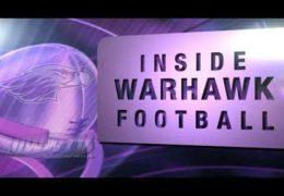 """Inside Warhawk Football – """"October 12th, 2020"""""""