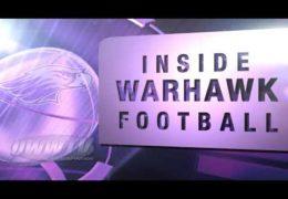 "Inside Warhawk Football – ""Week of October 19th, 2020"""