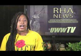 """UWW-TV RHA Update – """"October 21st, 2020"""""""